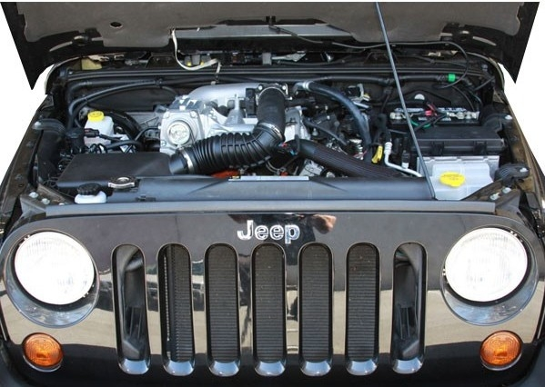 Jeep Sprintex Superchargers | In4x4mation Center