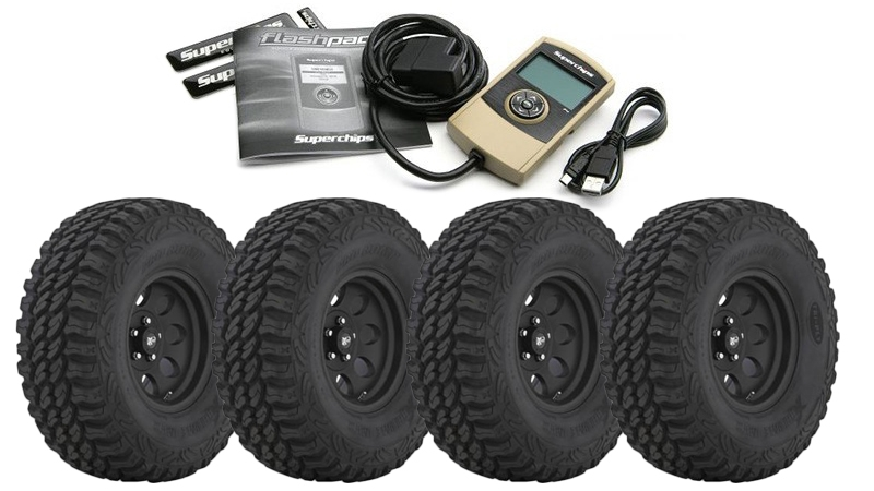 Pro Comp Tire Mail in Rebate & Superchips Deal
