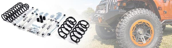 "Offroad 3"" Suspension Lift Kit with Hydro Shocks"