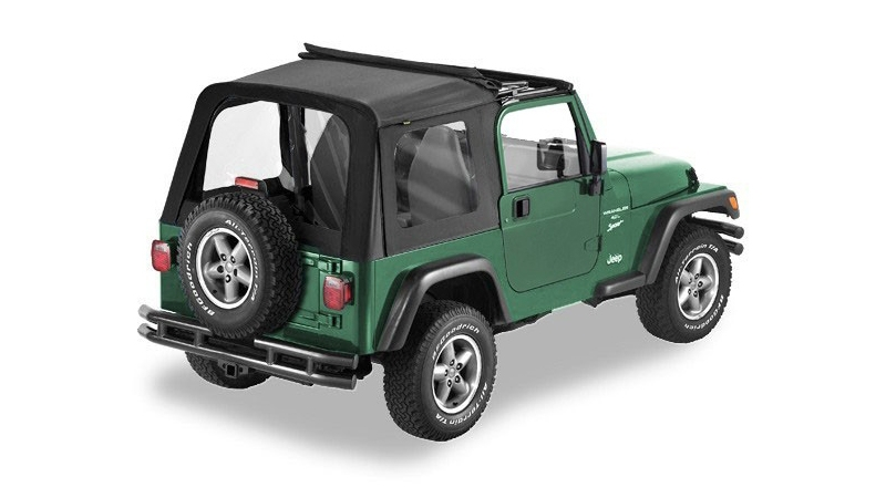 Soft top from Pavement Ends