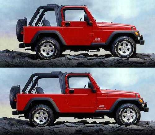 Jeep Knowledge Center How To Identify Jeep Wranglers And Wrangler