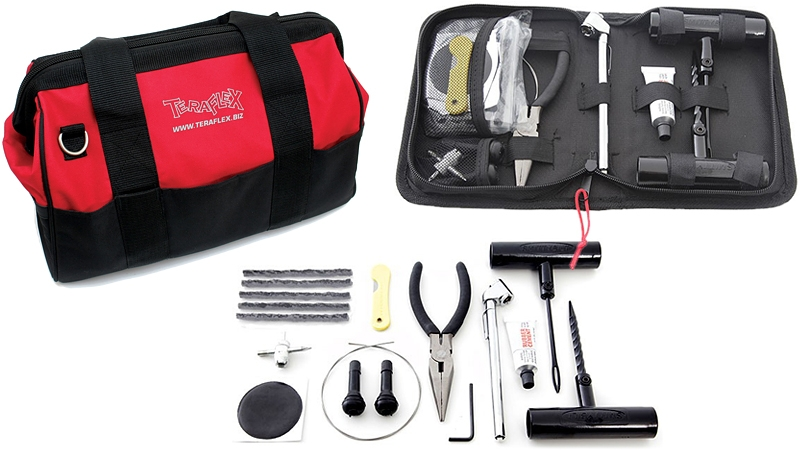 Spare tools to carry