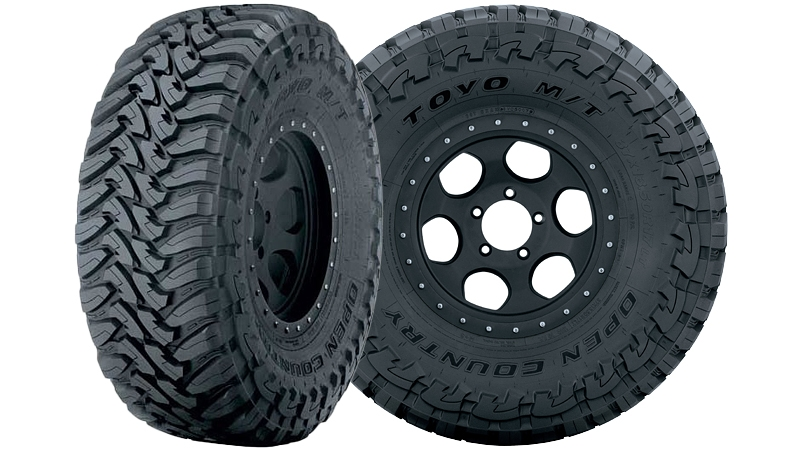 Two TOYO tires