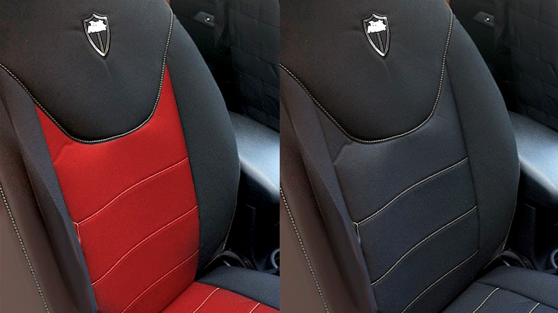 Trek Armor Bartact Seat Covers