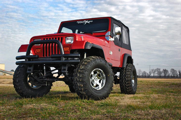 Top 5 Best Jeep Lift Kits In4x4mation Center
