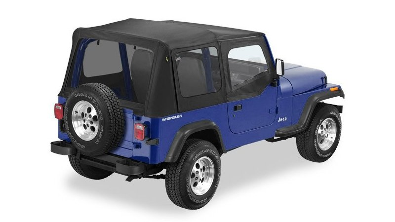 Replay soft top from Pavement Ends